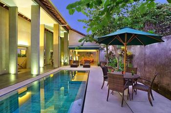 Mayaloka Villas Seminyak - Three Bedroom Villa Private Pool Basic 20%