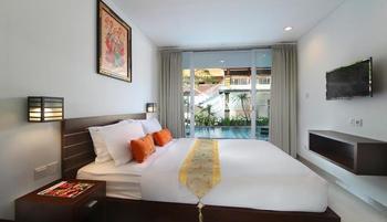 Lotus Tirta Seminyak Bali - Standard Pool Access Room Only Regular Plan