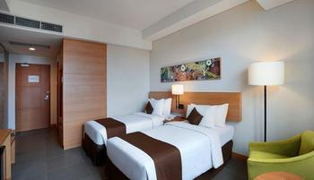 Aston  Solo - Superior Twin Room Only Regular Plan