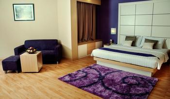 Hotel Horison Makassar - Junior Suite Room Regular Plan