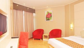 Hotel Horison Makassar - Horison Club Twin Room #WIDIH