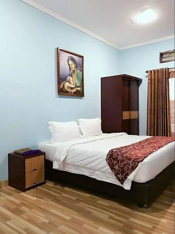 Dempo Flower Pagaralam Pagar Alam - VIP Cottage 2 Bedroom Regular Plan