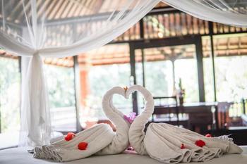 Melati Cottages Ubud Bali - Family Room Basic Deal 30%
