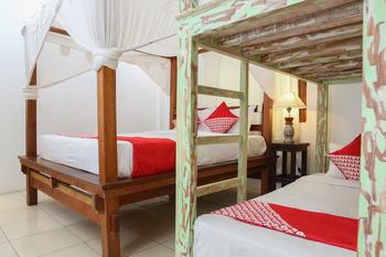 OYO 1045 Sayang Mama Inn Lombok - Standard Family Room Regular Plan