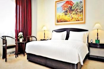 Sintesa Peninsula Palembang - Deluxe Room Regular Plan