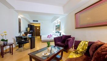 Sintesa Peninsula Palembang - Junior Suite Room Special Promo 10% OFF