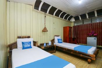 Airy Eco Syariah Kertak Baru Ilir Kacapiring Besar 2 Banjarmasin - Standard Twin Room with Breakfast Special Promo Oct 42