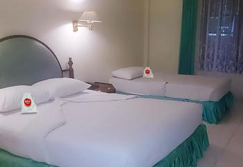 NIDA Rooms Lombok Batu Layar - Double Room Double Occupancy Special Promo