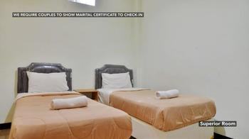 Ndalem Mantrijeron Hotel Yogyakarta - Plengkung Gading (Superior Double) - Non Refundable Regular Plan