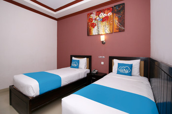 Airy Metro Latimojong G5 Makassar Makassar - Superior Twin Room Only Special Promo 33