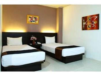 D Season Hotel Surabaya - Busines Room Twin Bed Regular Plan