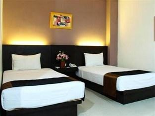 D Season Hotel Surabaya - Busines Twin Bed Room Only Regular Plan