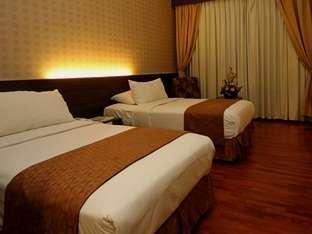 Maharani Hotel Jakarta - Superior Twin Room Only Regular Plan
