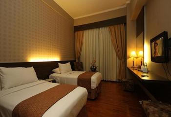 Maharani Hotel Jakarta - Deluxe Twin Room Only  Regular Plan