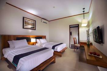 Aston Sunset Beach Resort - Gili Trawangan - Safe Sevens at Deluxe Garden View Regular Plan