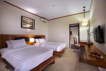 Aston Sunset Beach Resort - Gili Trawangan - Deluxe Twin Pool View Regular Plan