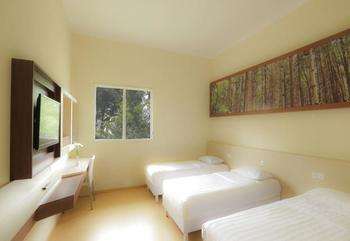 Arra Lembah Pinus Hotel Ciloto - Superior Room Only Deal 24 Jam