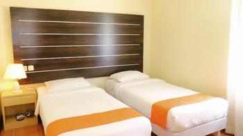 Arra Lembah Pinus Hotel Ciloto - Bungalow 1 Room Regular Plan