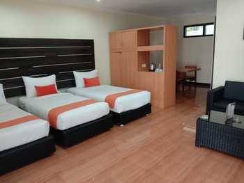 Arra Lembah Pinus Hotel Ciloto Puncak - Bungalow 1 Room Only Regular Plan