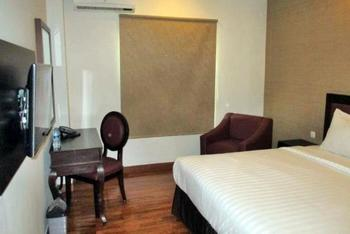 P Hotel Jakarta - Smart Double Room Only Regular Plan