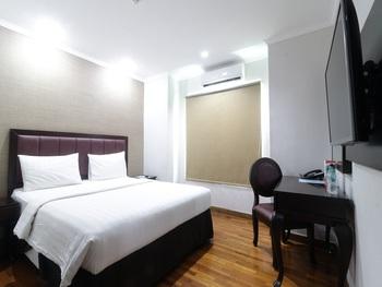 P Hotel Jakarta - Smart Double Room Only Regular Plan