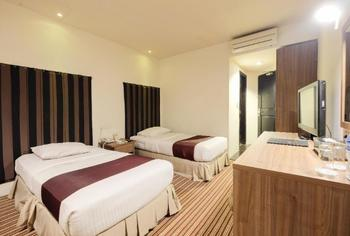 Kenari Tower Hotel Makassar - Deluxe Room Regular Plan