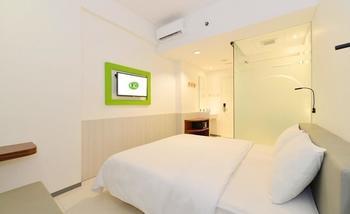 POP! Hotel Pasar Baru - Work From Hotel With 2 Breakfast Regular Plan