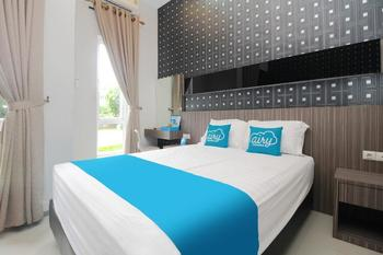 Airy Eco Medan Tuntungan Jamin Ginting Villa Zeqita Medan - Deluxe Double Room Only Regular Plan