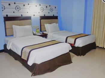 Hotel Jasmine Jayapura - Deluxe Room Regular Plan