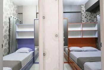 Baleroom Bekasi Bekasi - TWO BED ROOMS Regular Plan