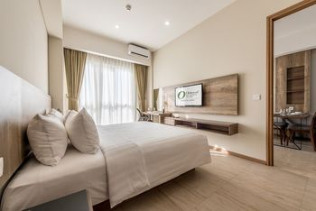 Oakwood Residence Cikarang Bekasi - One Bedroom City View Extended Stay 14 Nights