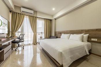 Oakwood Residence Cikarang Bekasi - Studio City View Breakfast Minimum 14 Nights Stay