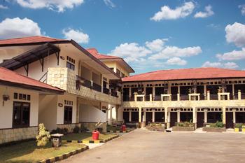 Ciloto Indah Permai Cianjur - Bungalow 2 Standard Regular Plan