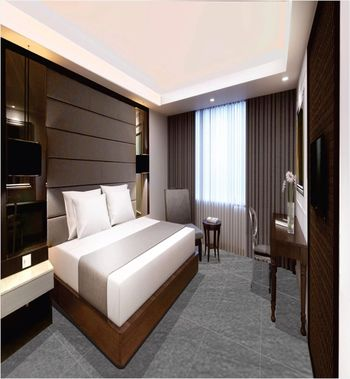 Mahkota Hotel Singkawang Singkawang - Superior Double Regular Plan