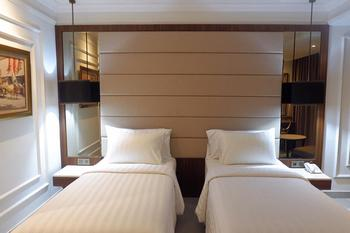 Mahkota Hotel Singkawang Singkawang - Superior Double Room Only Regular Plan