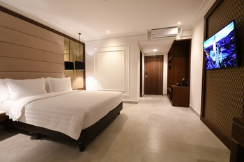 Mahkota Hotel Singkawang Singkawang - Superior Double Room Only Regular Plan
