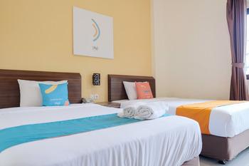 Sans Hotel Fiducia Kaji Jakarta - Superior Twin Room AntiBoros