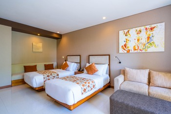 Vouk Hotel and Suite Bali - Superior Room Only Room Only Deals