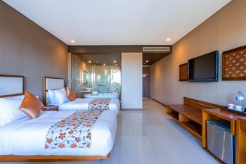 Vouk Hotel and Suite Bali - Deluxe Room Only Room Only Deals