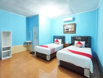 OYO 2994 Hotel Wedika Bengkulu - Deluxe Twin Room Early Bird Deal