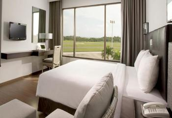 Hakaya Plaza Hotel Balikpapan - Deluxe Twin Room Only Regular Plan