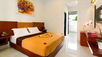 D'Bali Residence Bali - Deluxe Double Room Regular Plan