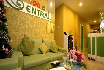 Centro Hotel  Batam - Studio Deluxe Balcony #WIDIH - Pegipegi Promotion