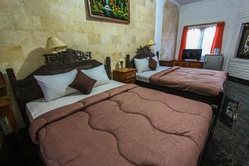 Lumbung Sari Beach Inn Bali - Family Room Only Last minutes deal