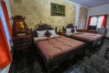 Lumbung Sari Beach Inn Bali - Family Room Minimum stay 3 nights