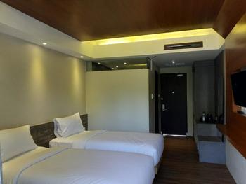 Quins Style Resort Belitung Belitung - Superior Twin Room Mobile App Promo - Minimum Stay 2 Night