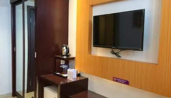 Milia Hotel Tarakan - Standard One Double Non Smoking Regular Plan