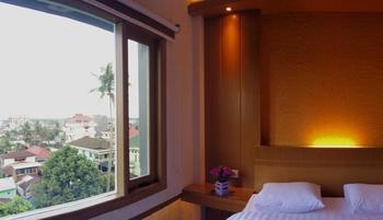 Milia Hotel Tarakan - Deluxe One Double Smoking Regular Plan