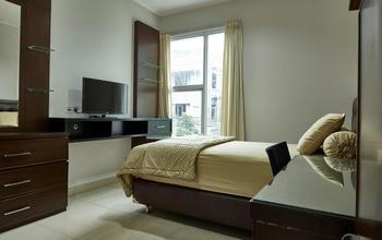 Bendungan Hilir Residence Jakarta - Deluxe Double Room Only Minimun Stay