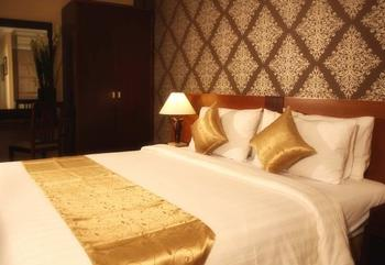 Galeri Ciumbuleuit Hotel Bandung - Deluxe Room With Breakfast Regular Plan